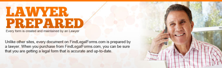 Attorney Prepared Legal Forms