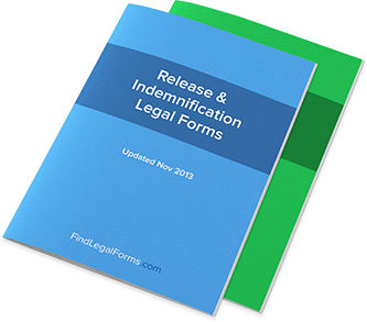 Releases, Waivers & Indemnifications Legal Forms